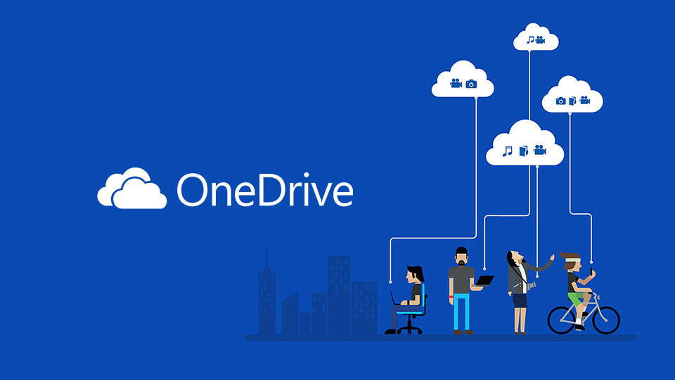 microsoft onedrive to work remotely