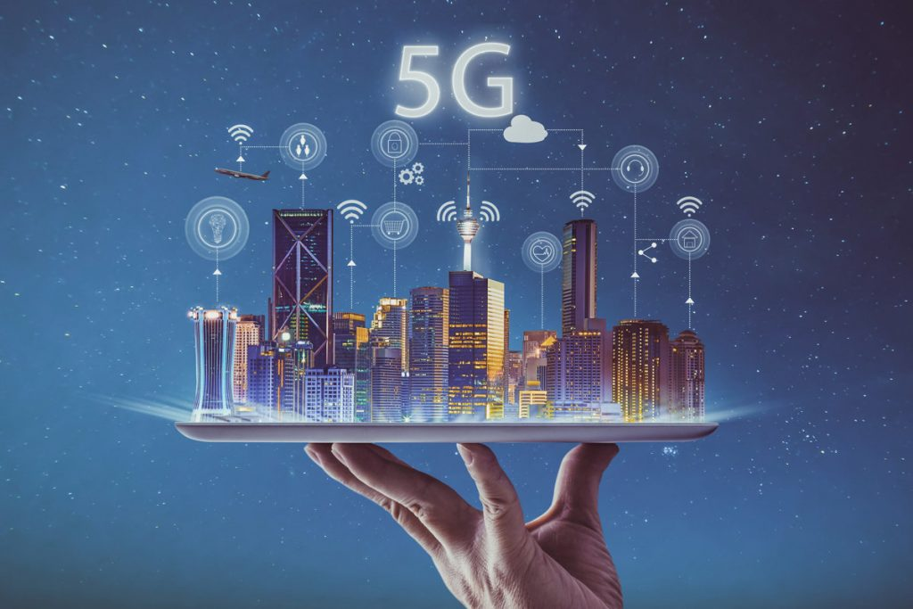 5G  ict trends