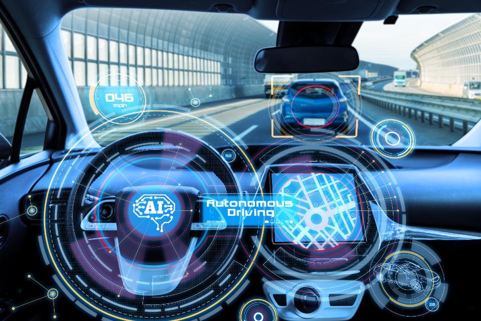 autonomous driving  ict trends