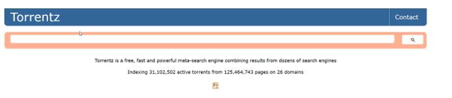 Torrentz2 Torrent sites