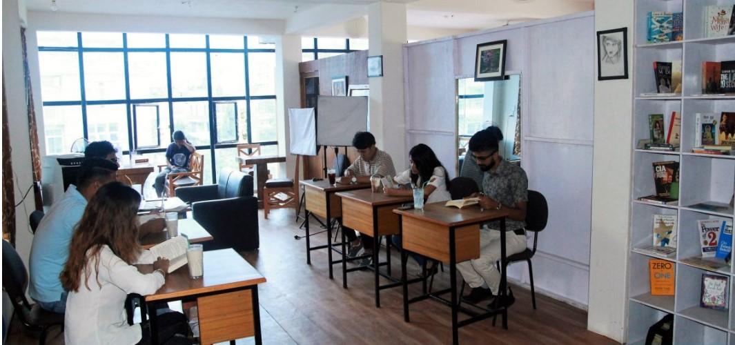 Gyanhub co-working space