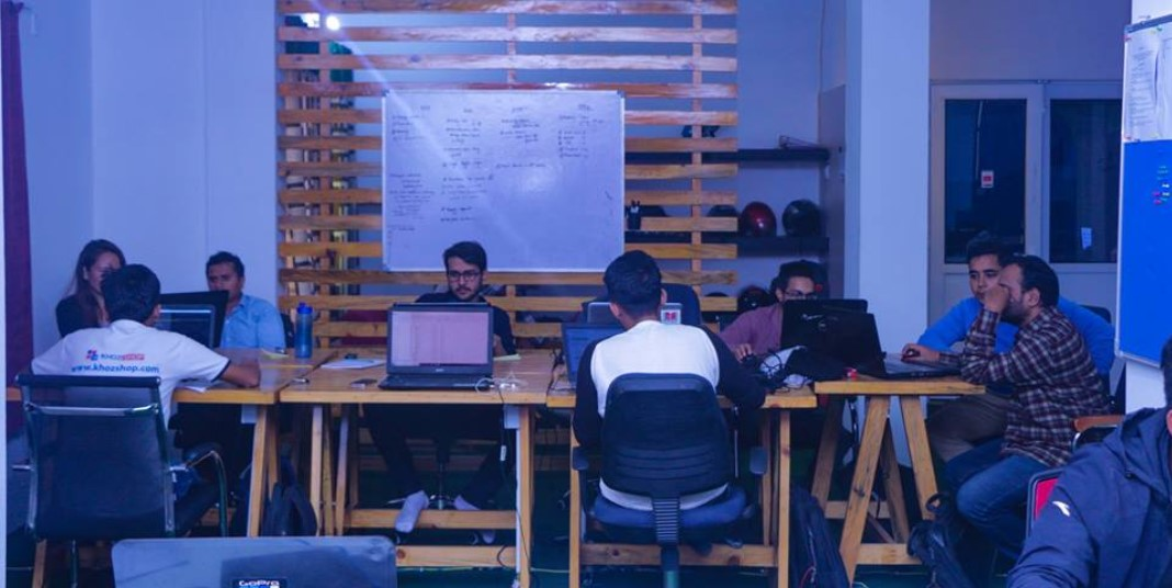 khojinfo spaces co-working space