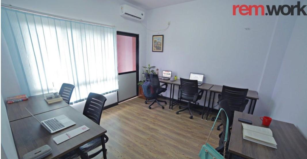 rem.work HQ co-working space in kathmandu