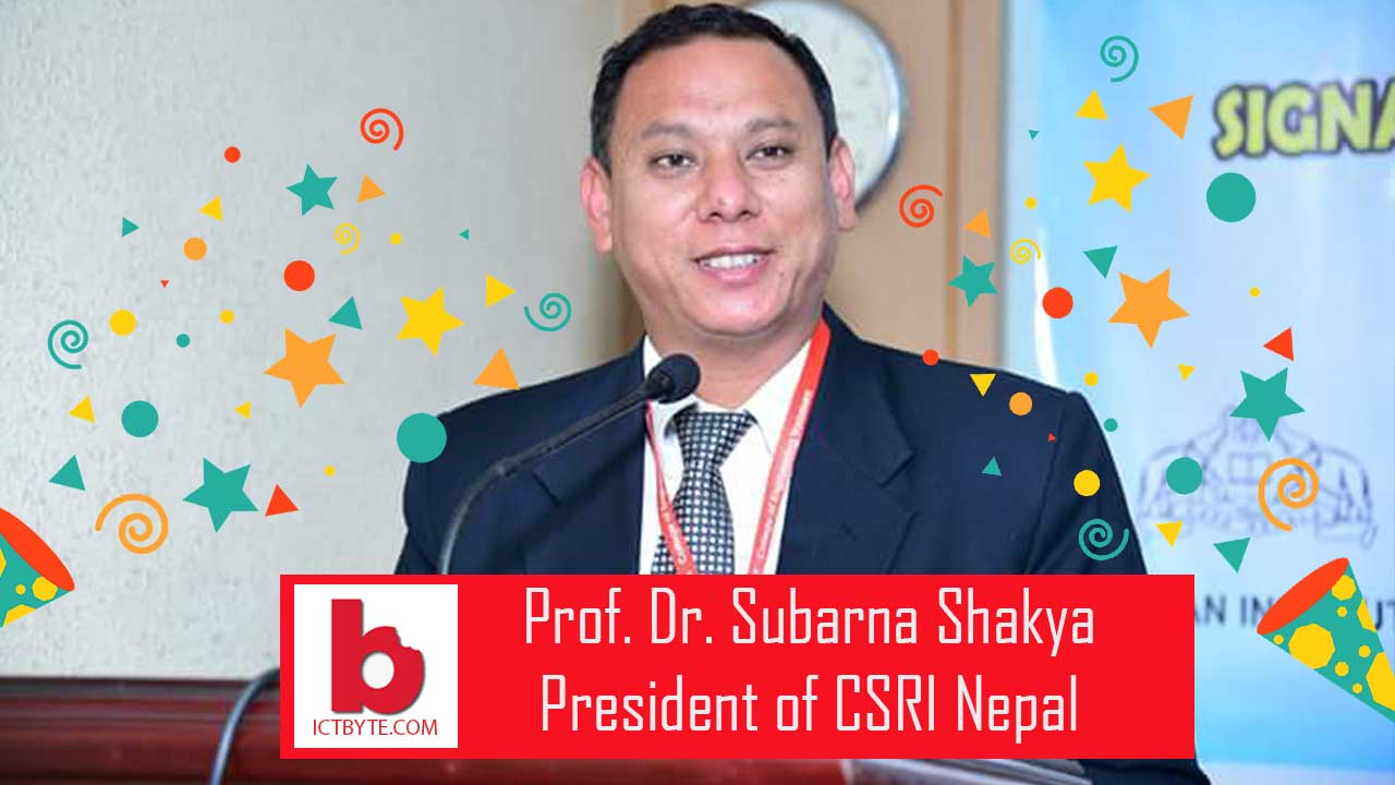 New Election of CSRI Nepal