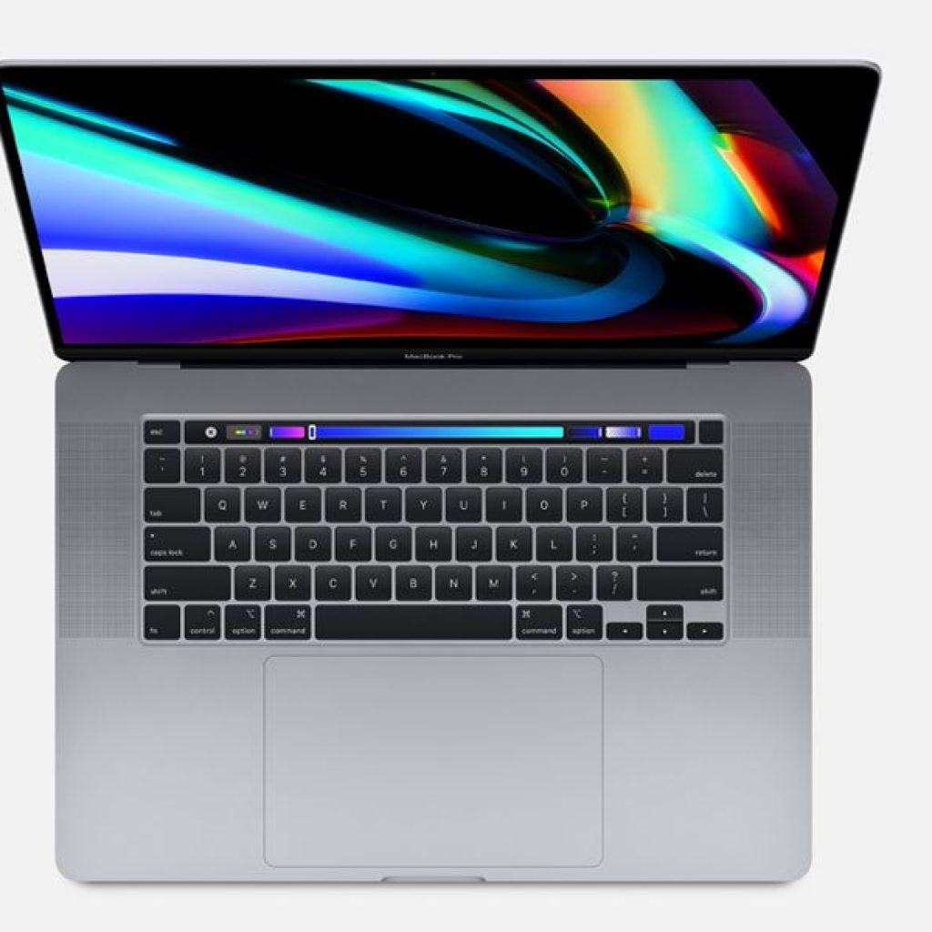 Mac Book Pro (best laptops for photographer)