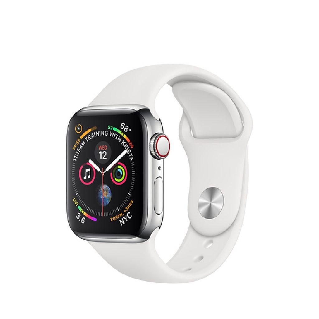 Apple Watch Series 4 (best smartwatches in Nepal)