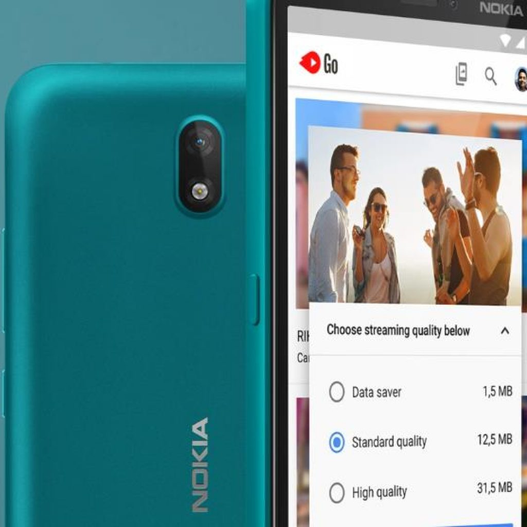 Nokia C2 camera