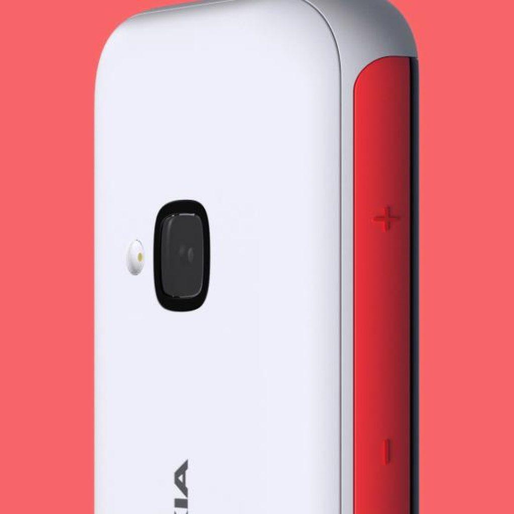 Nokia 5310 camera