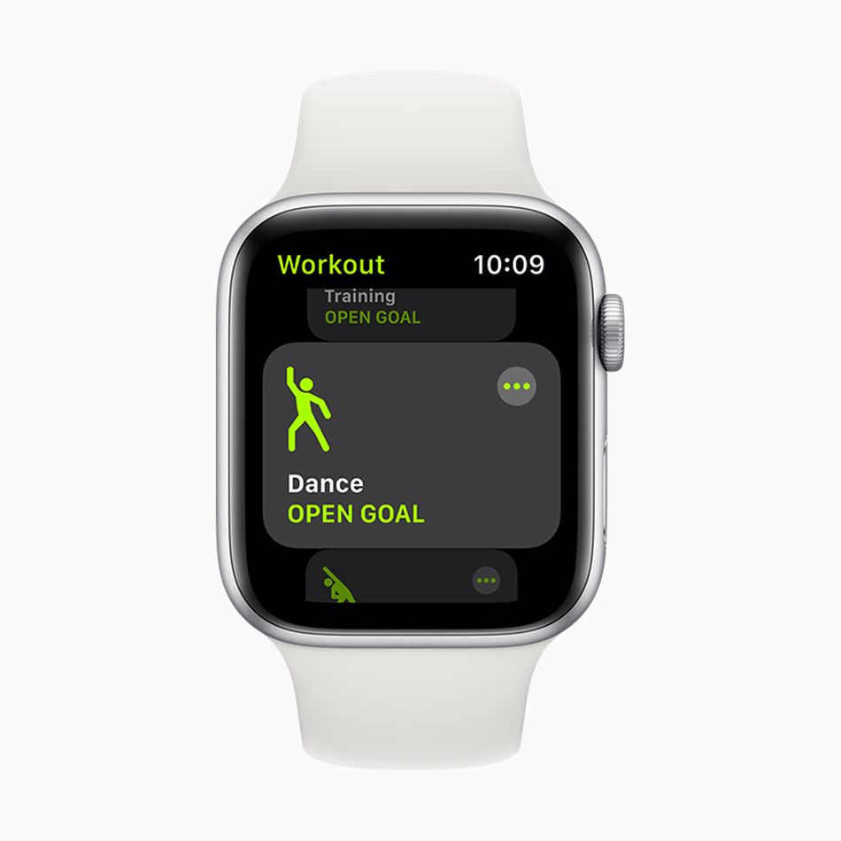 apple watch-os health and fitness