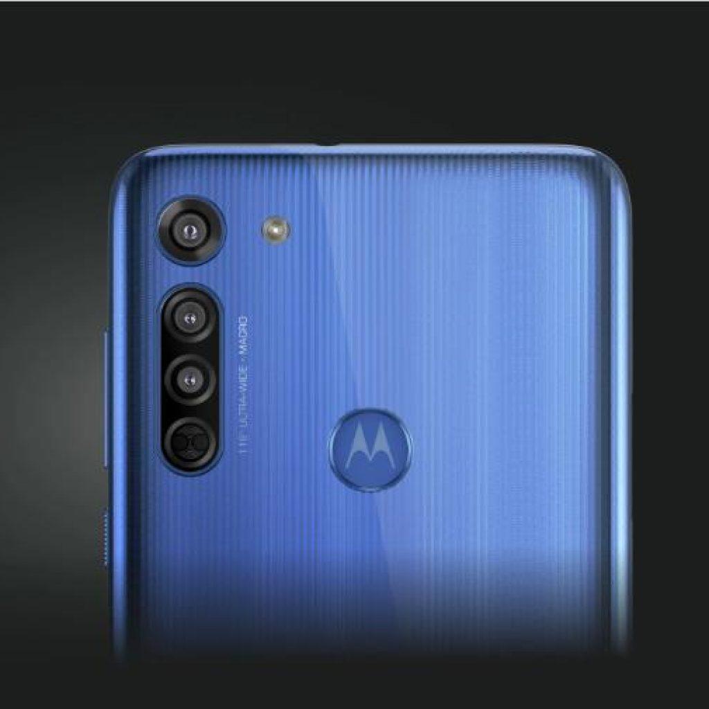 Moto G8 camera
