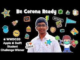 apple swift student winner