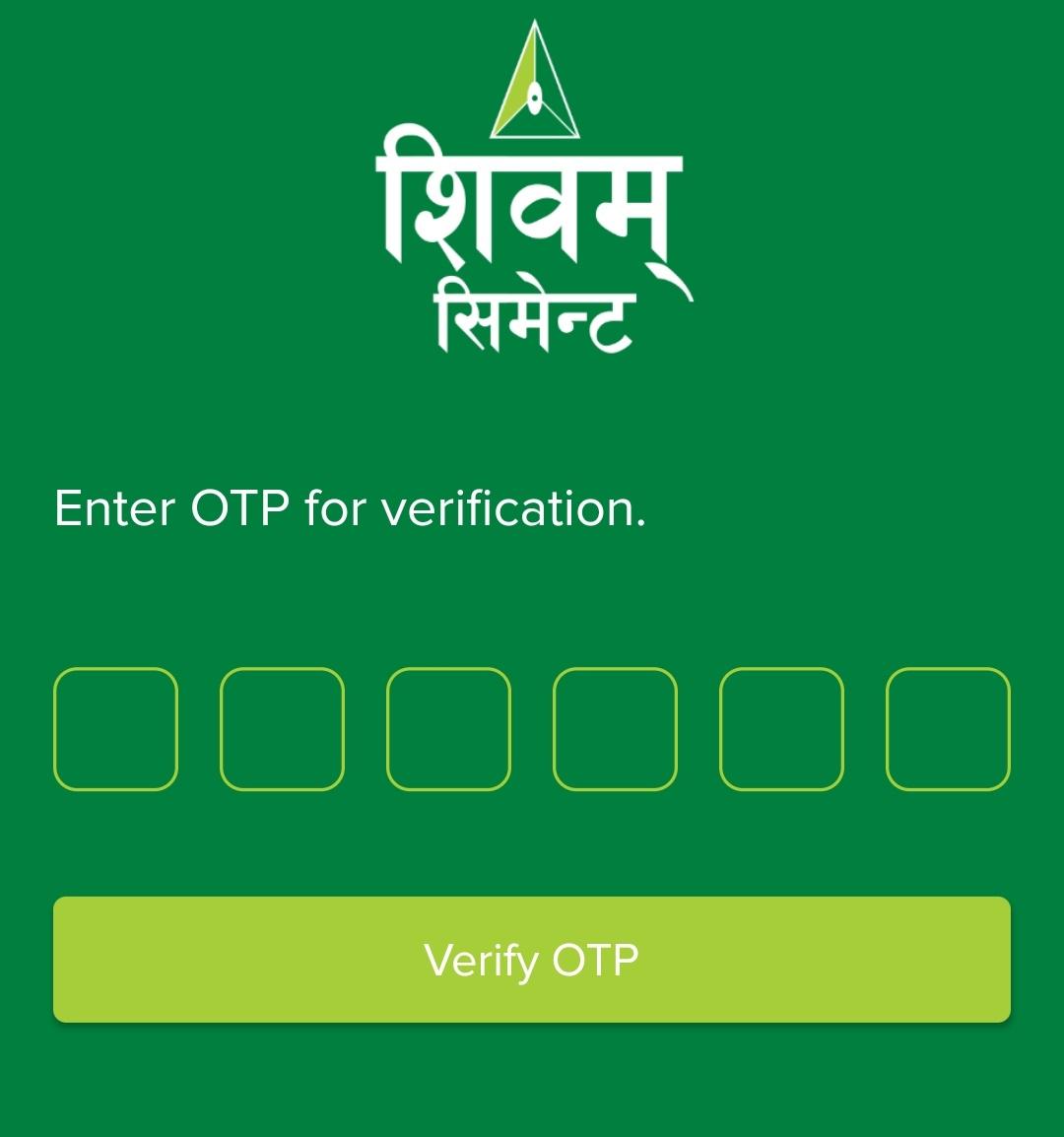 Shivam app verify