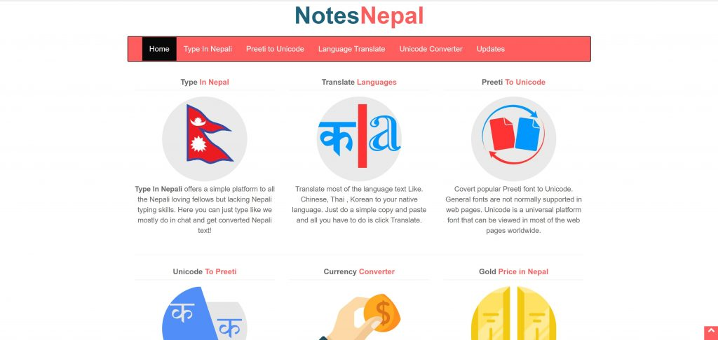 Notes Nepal