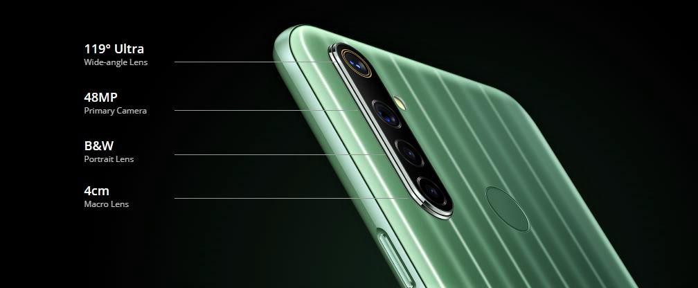 Camera of Realme 6i