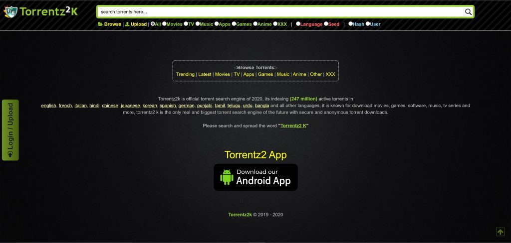 Torrentz2k
