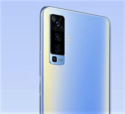 cameras of X50