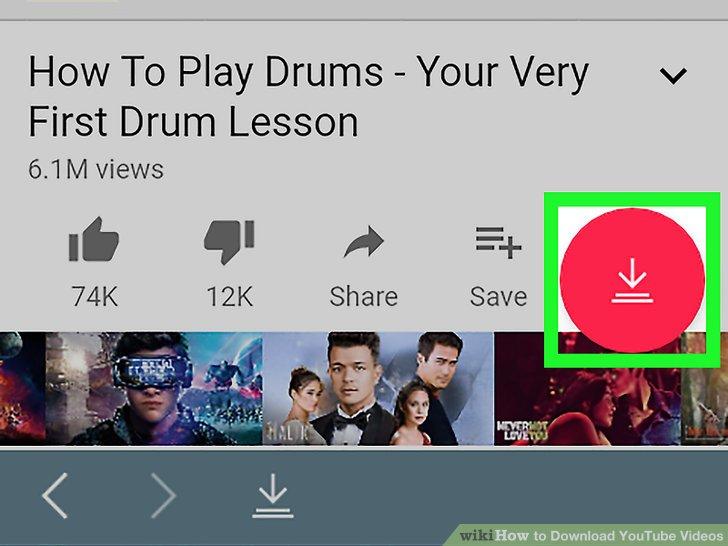 download arrow TubeMate