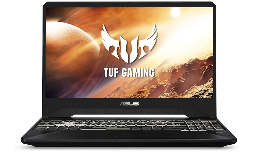 Asus TUF Gaming FX705DT 17-inch laptops