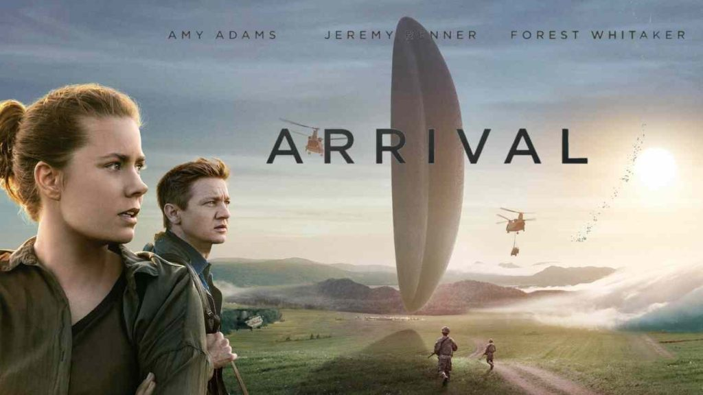 arrival best Sci-Fi movie