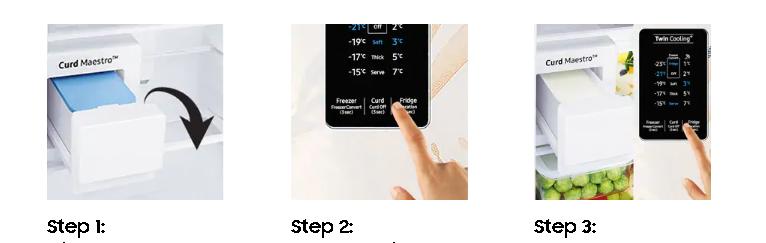 Curd Maker Samsung Refrigerator