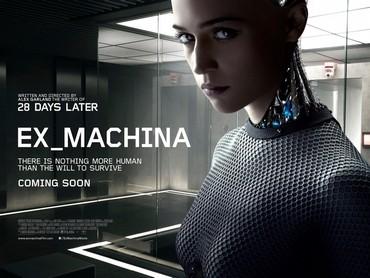 Ex Machina best Sci-Fi movie