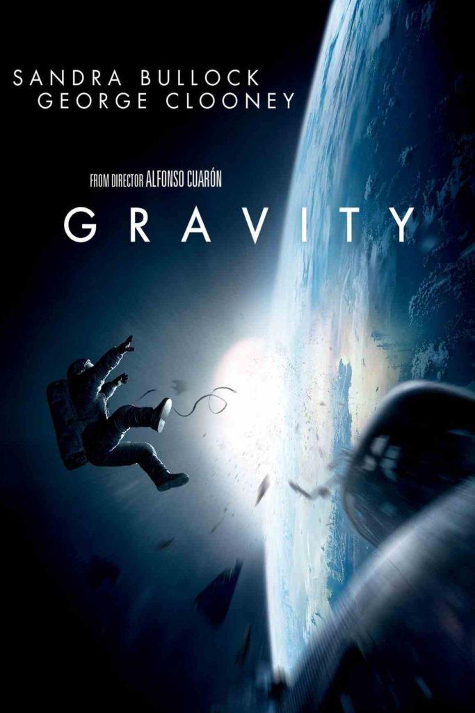 Gravity best Sci-Fi movie