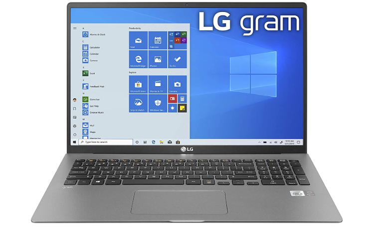 LG Gram 17 (2020)