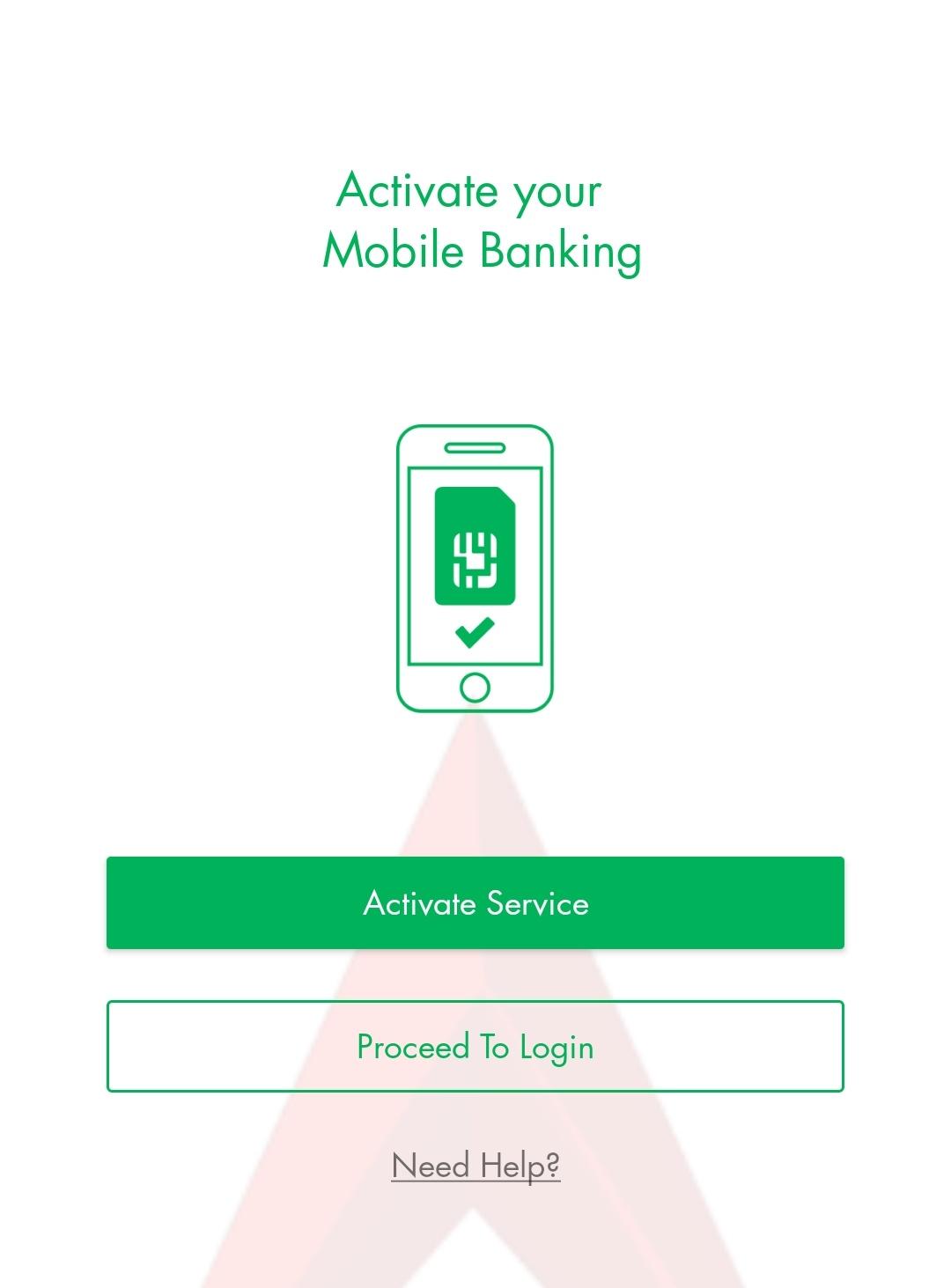 Nabil Smart Bank activate
