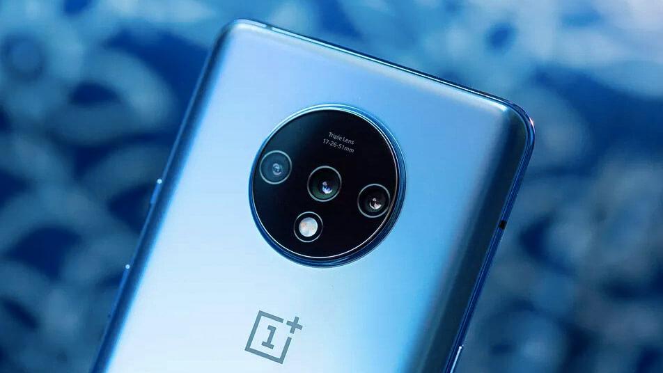 oneplus 7T-camera