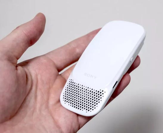 Sony's Wearable Air Conditioner Reon Pocket