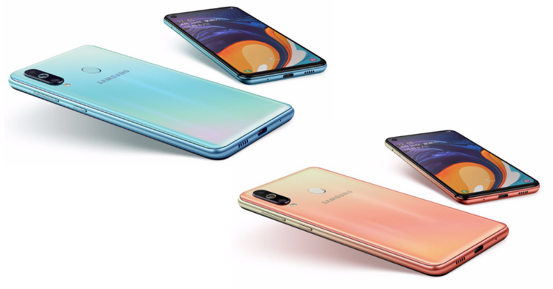 samsung galaxy m40-colors