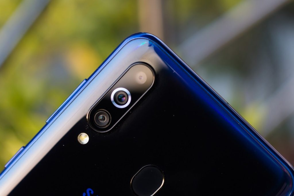 samsung galaxy m40-camera