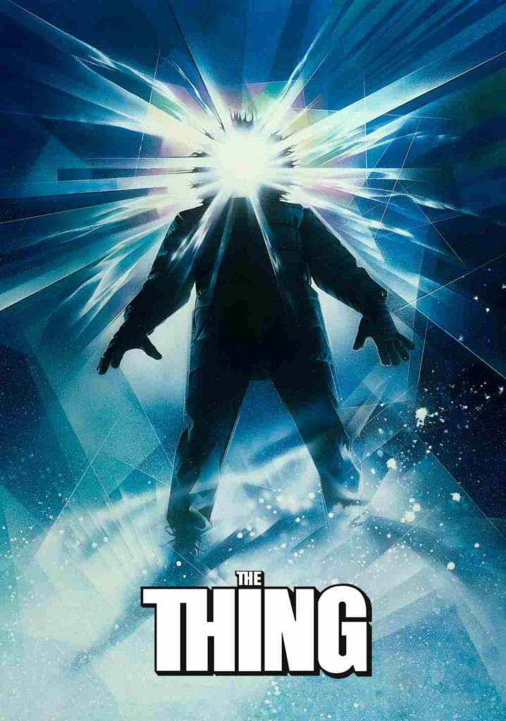 The Thing best Sci-Fi movie