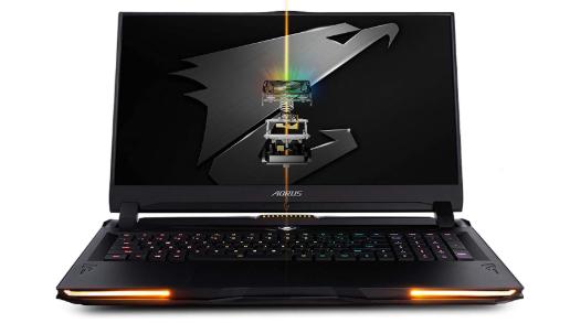 Gigabyte Aorus 17X 17-inch laptops
