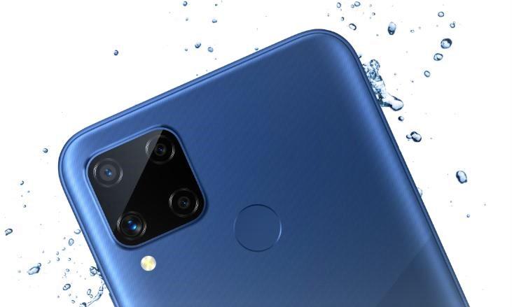 Camera of Realme C15