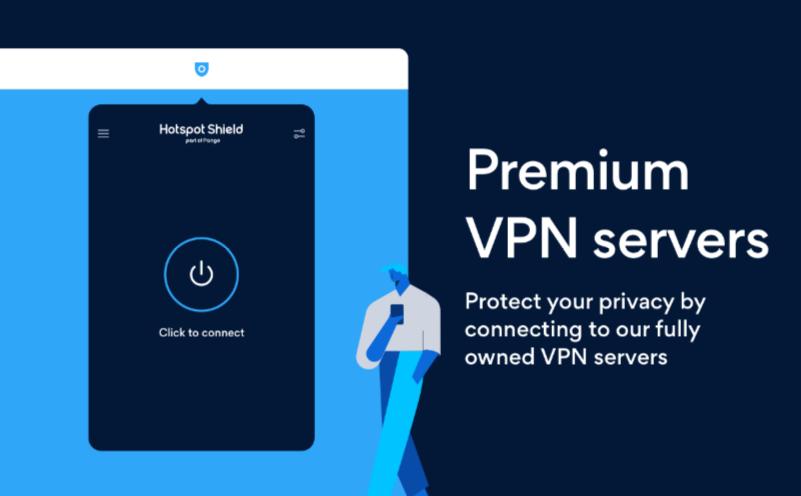 Hotspot Shield  Best VPN Firefox Extensions