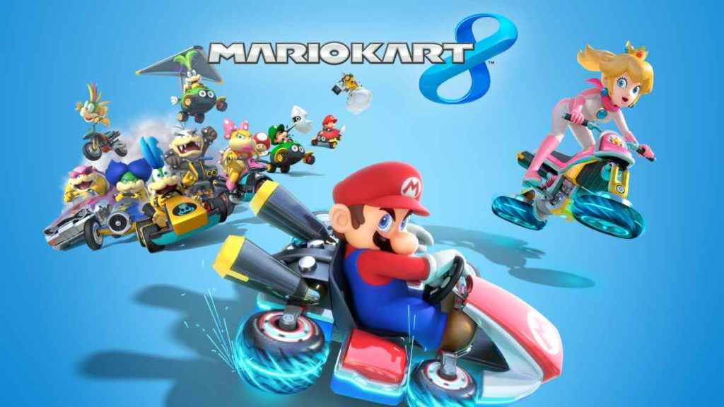 Mario Kart best video games
