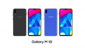 samsung galaxy m10-colors