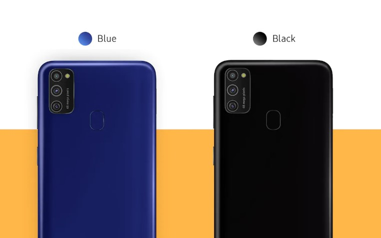 samsung m21-colors
