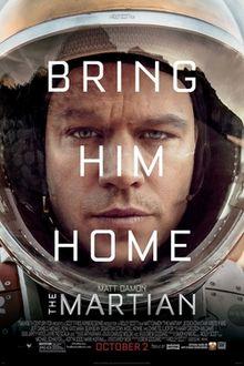 The Martian best Sci-Fi movie