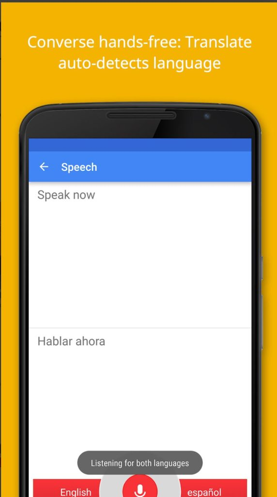 GoogleTranslate best travel apps