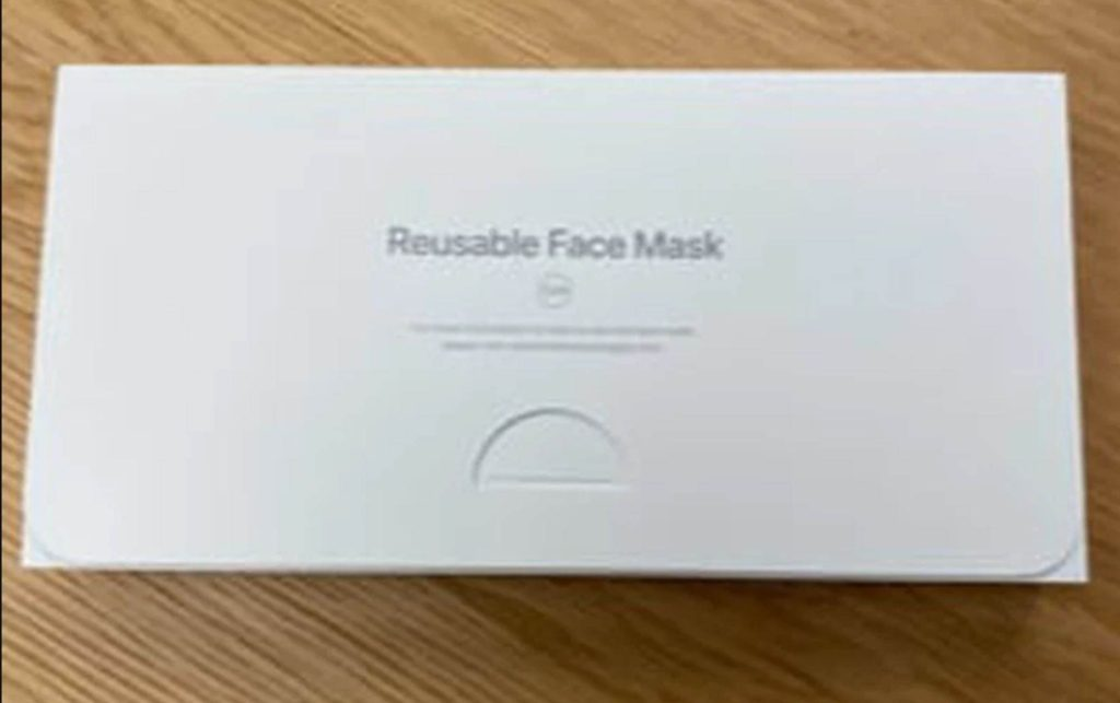 Apple Face Mask pack
