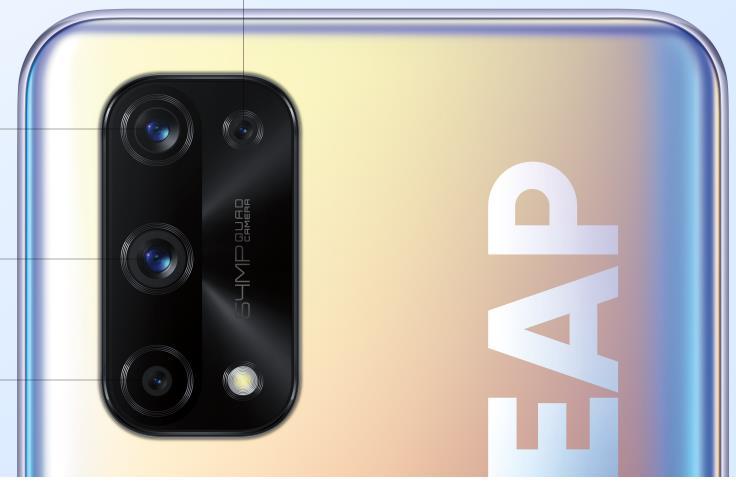 Realme X7 series Camera