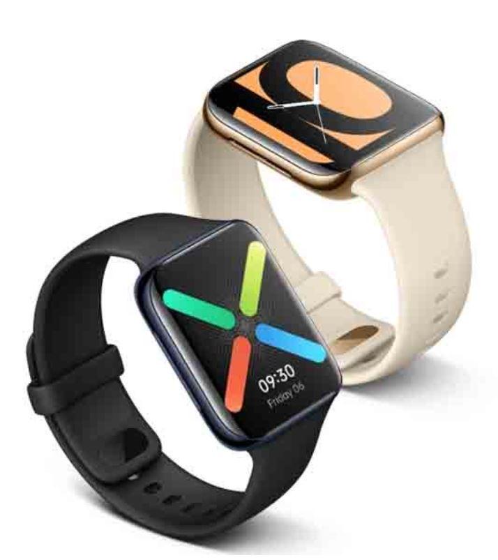 Oppo Watch Design