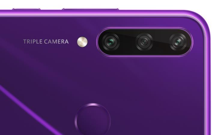 Huawei Y6p Camera