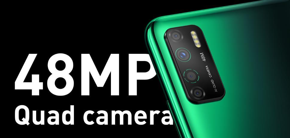 Infinix Note 7 Lite Camera