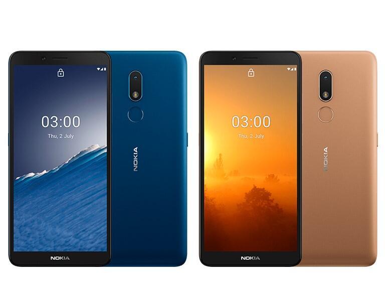 Nokia C3 in Nepal