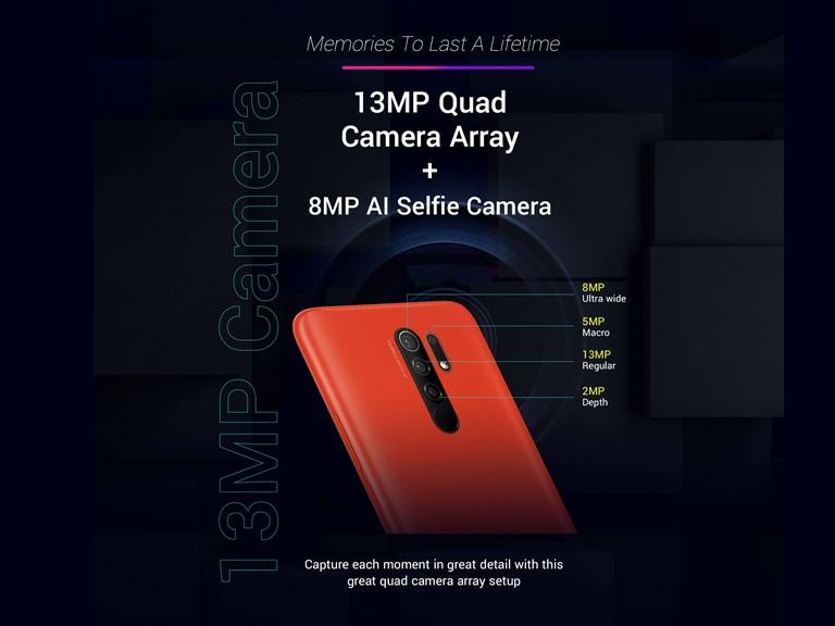 Poco M2 camera