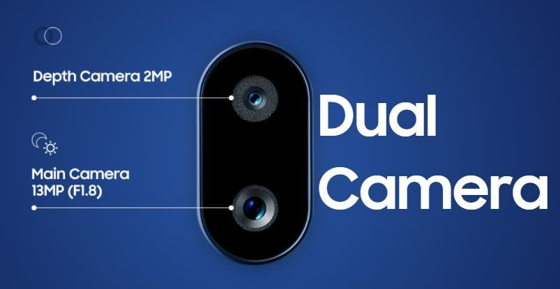 Galaxy A10s Camera