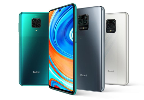 budget mobile phones in Nepal Redmi Note 9 Pro